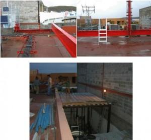 Construccion-de-radiobase-en-azotea-y-area-comun-de-tienda-comercial-oxxo-Lucent-Tecnologies-de-Mexico